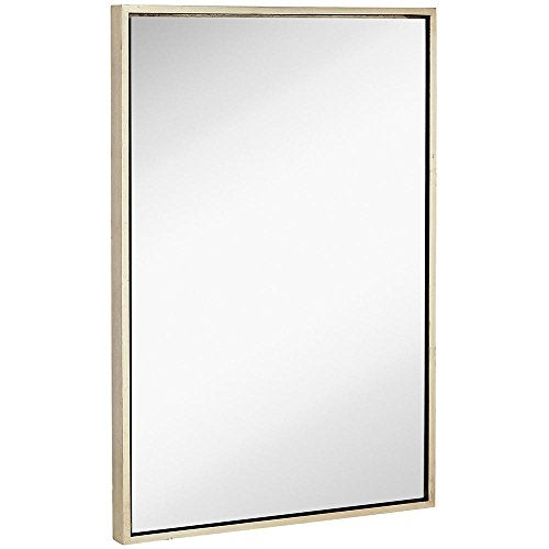 Floating Contemporary 24x36 Mirror