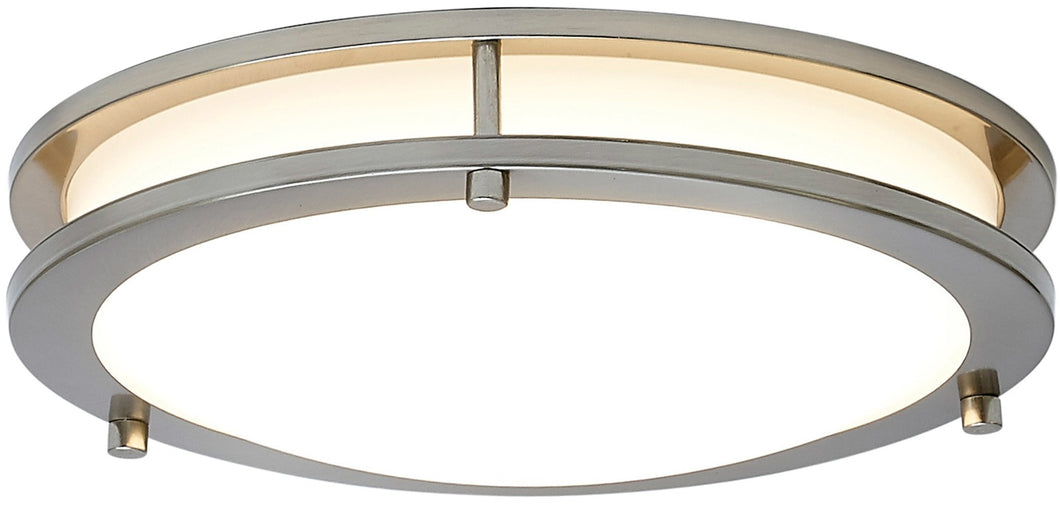 Modern Round Alexa Certified Smart LED Ceiling Light