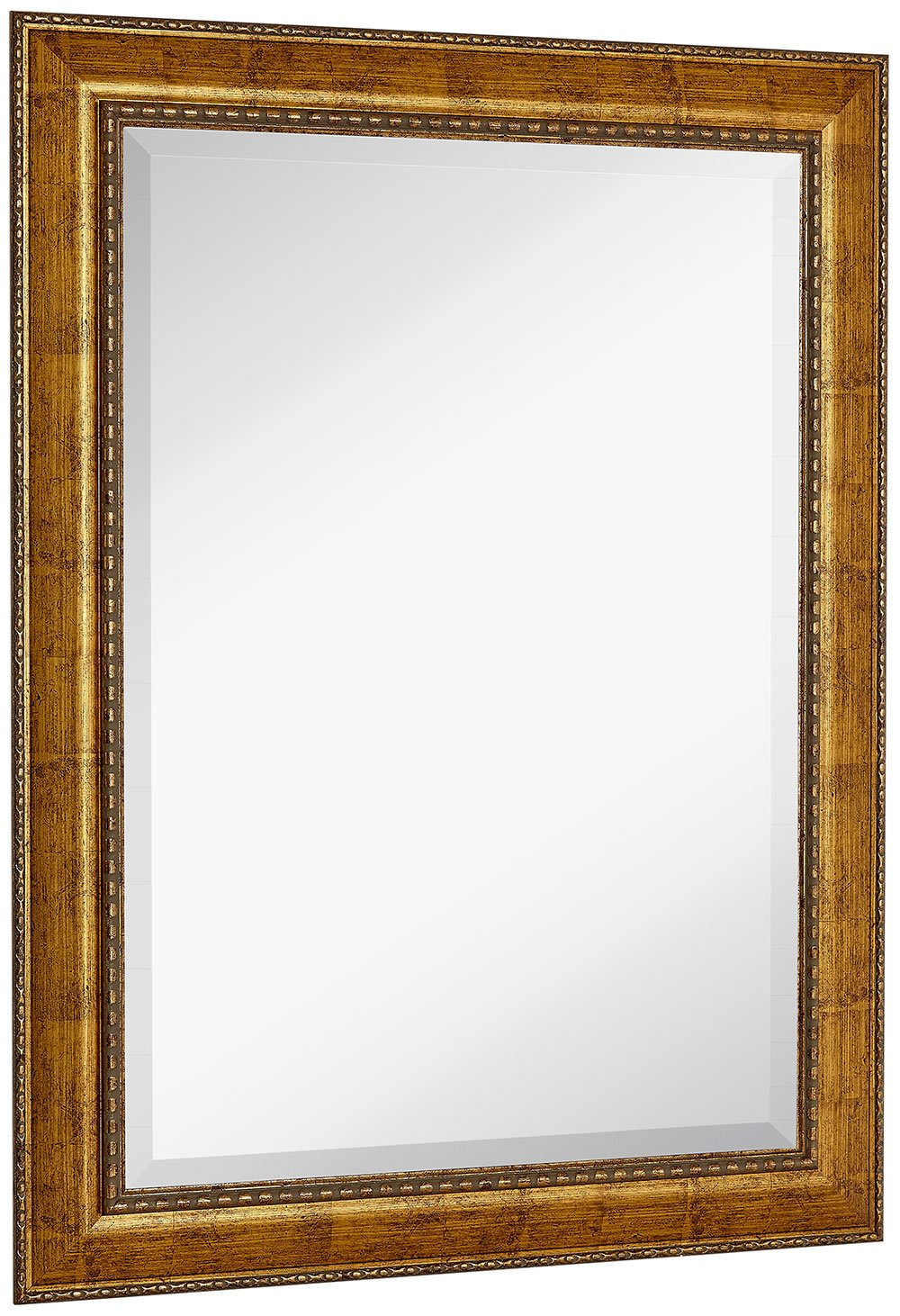 Embellished Transitional Rectangle Mirror 30