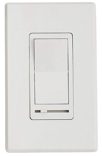 LED Dimmer Switch with Faceplate Cover