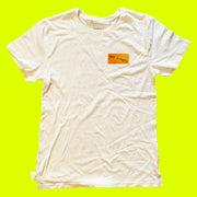 Art Is Hard Tee (Off-White)