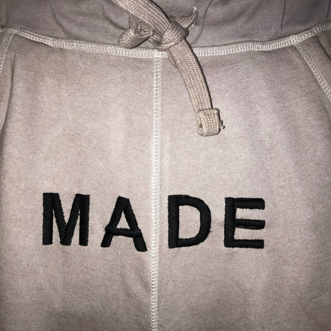 """MADE"" JOGGERS (GREY)*"