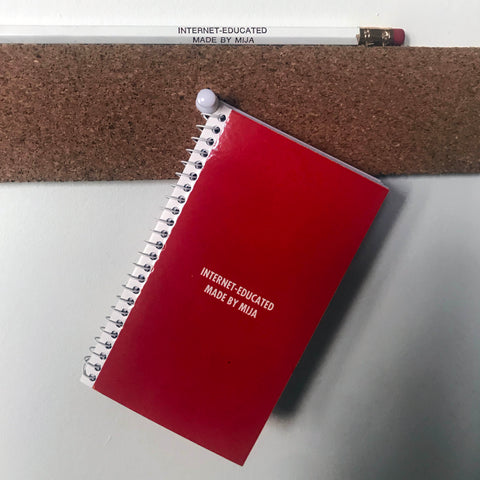 Internet-Educated Notebooks