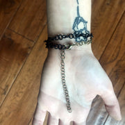 Industrial Paperclip Double Bracelet/Necklace [1 OF 1]