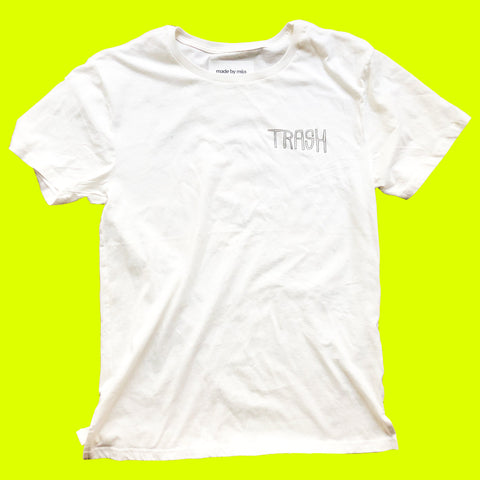 Trash Tee (White)