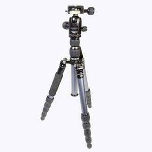 Promaster XC522 Tripod with Ball Head, Gunmetal Black