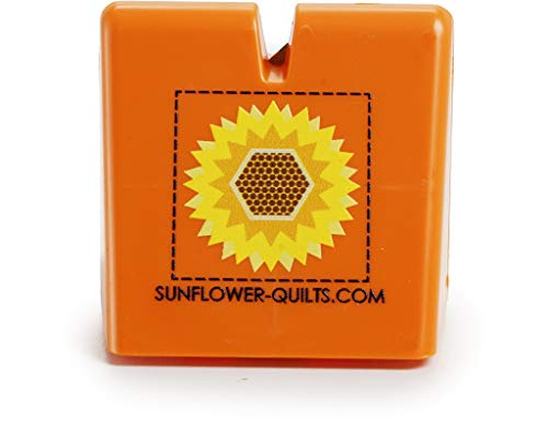 The Original Thread Cutter by Sunflower Quilts (Orange)