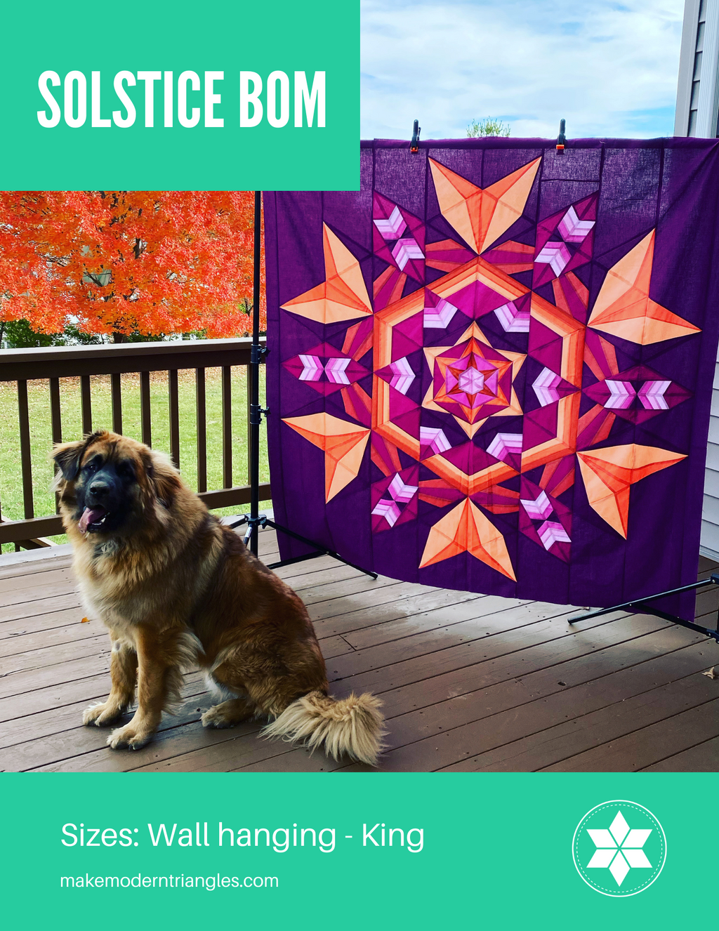 Solstice Block of the Month
