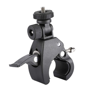 "SUPON Camera Super Clamp with 1/4""- 20 Threaded Head Compatible for LCD Monitor,DSLR Cameras,DV,Flash Light,Studio Backdrop,Bike, Microphone Stands, Music Stands,Tripod, Motorcycle,Rod Bar"