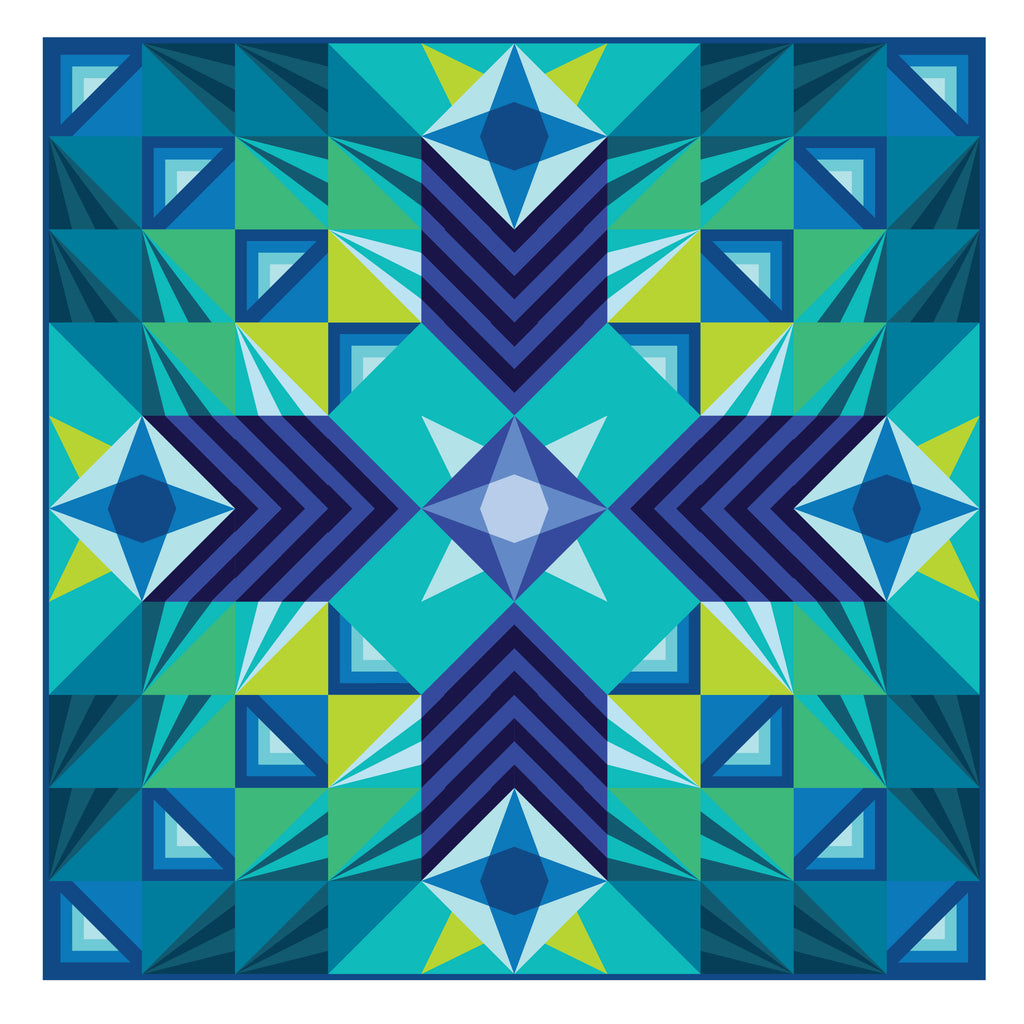 Stargazer Block of the Month Program