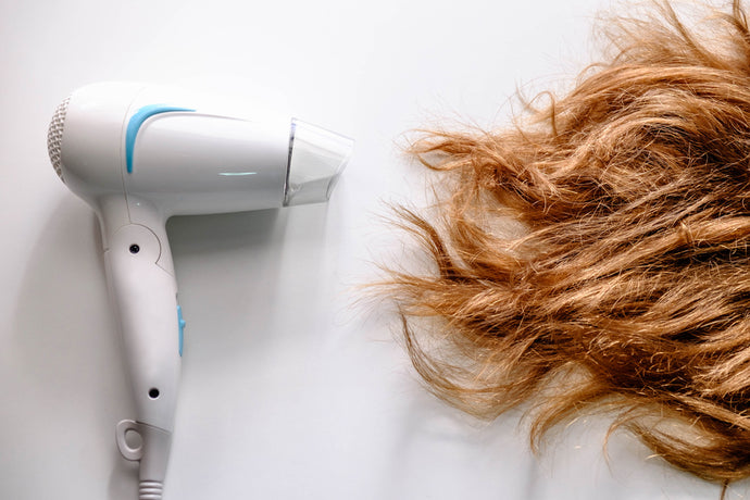 Blow Dry Your Hair And Have Heat Damage? Elon Hair Care Will Restore Your Hair