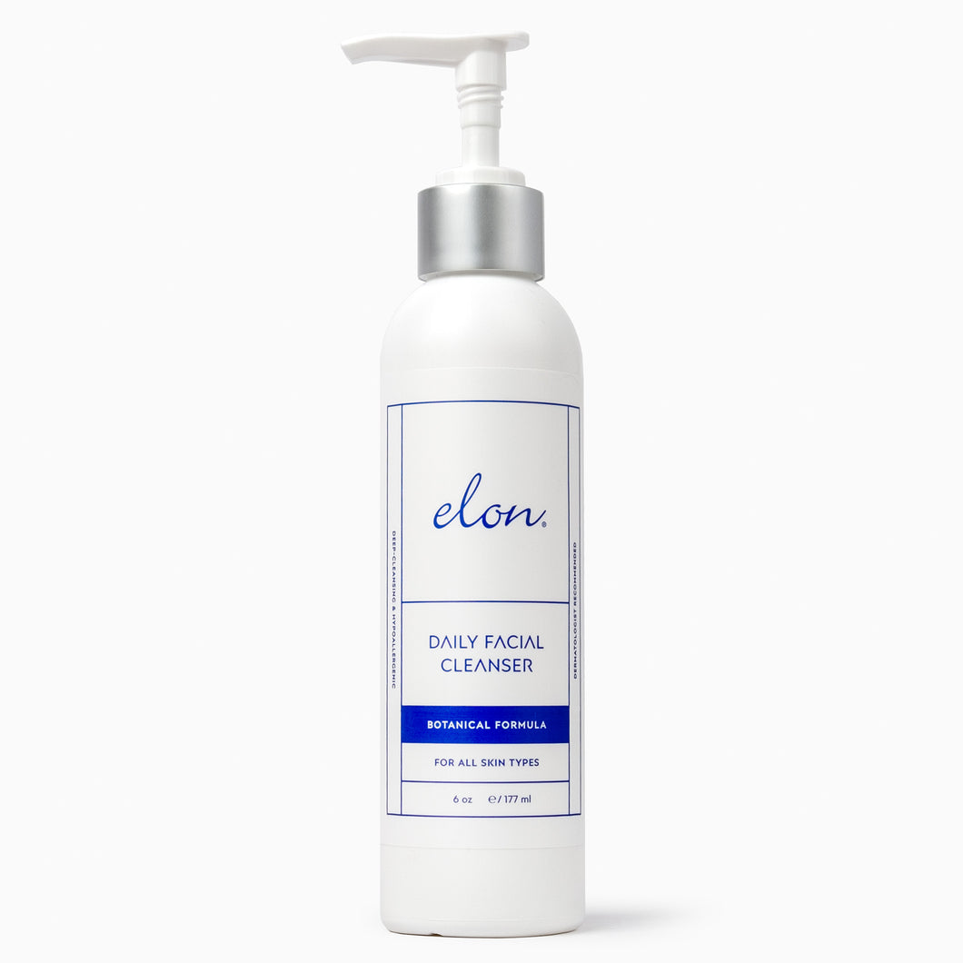 Elon Skin Care — Daily Facial Cleanser