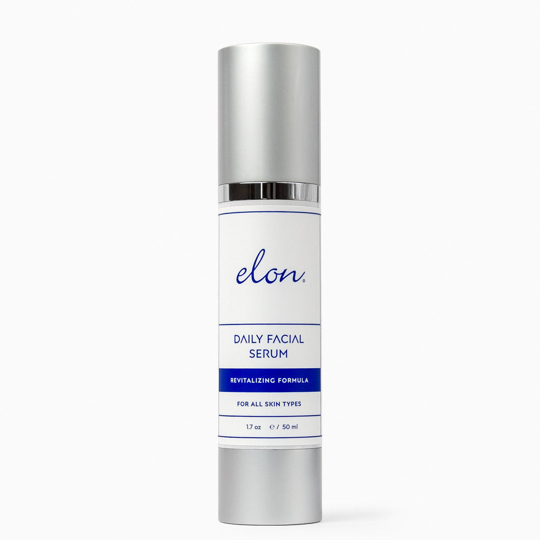 Elon Skin Care — Daily Facial Serum