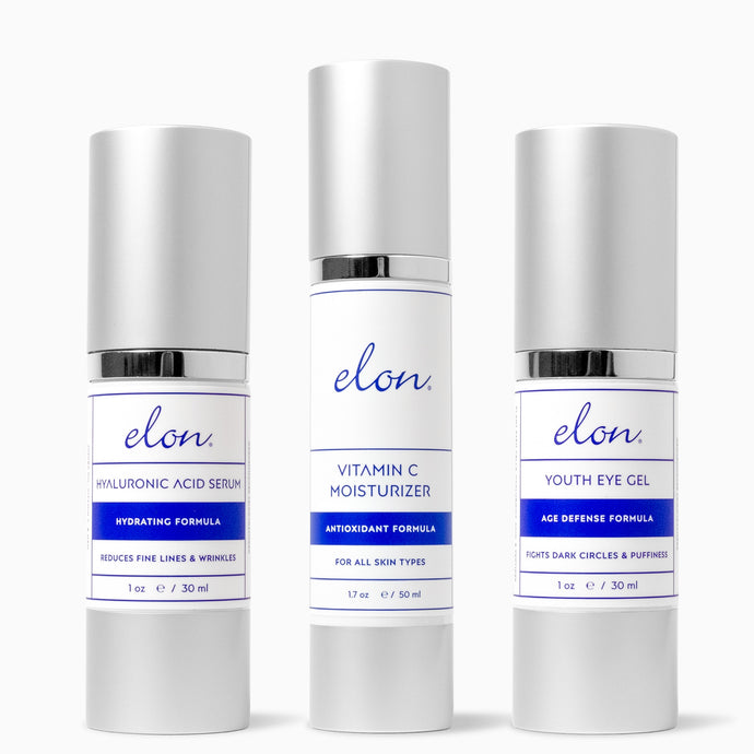 Elon Skin Care - Hydration Package