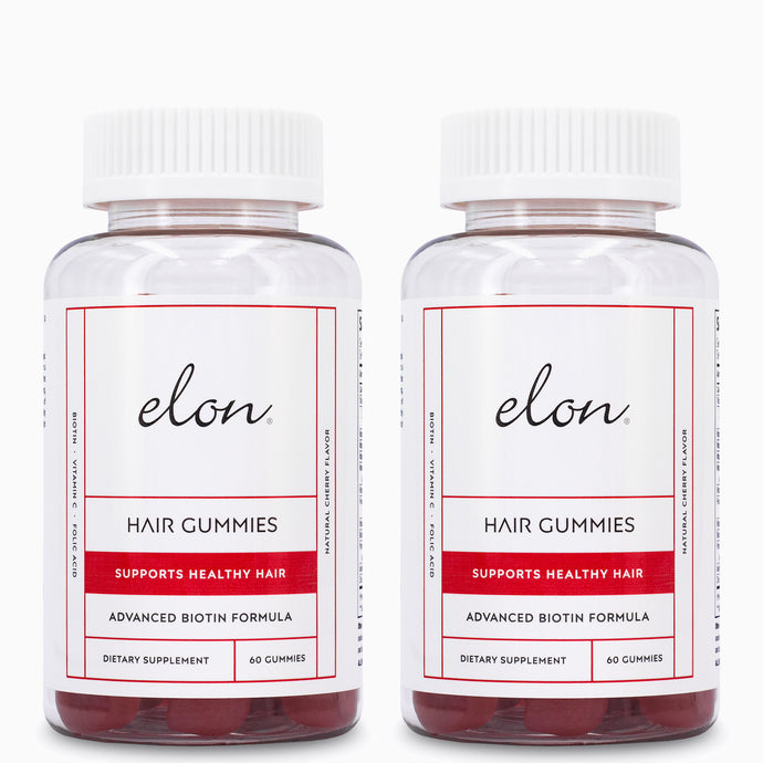 Elon Hair Gummies (2 Pack): Autoship-Save 15%