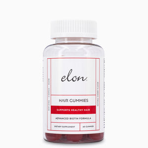 Elon Hair Gummies (2 Pack)