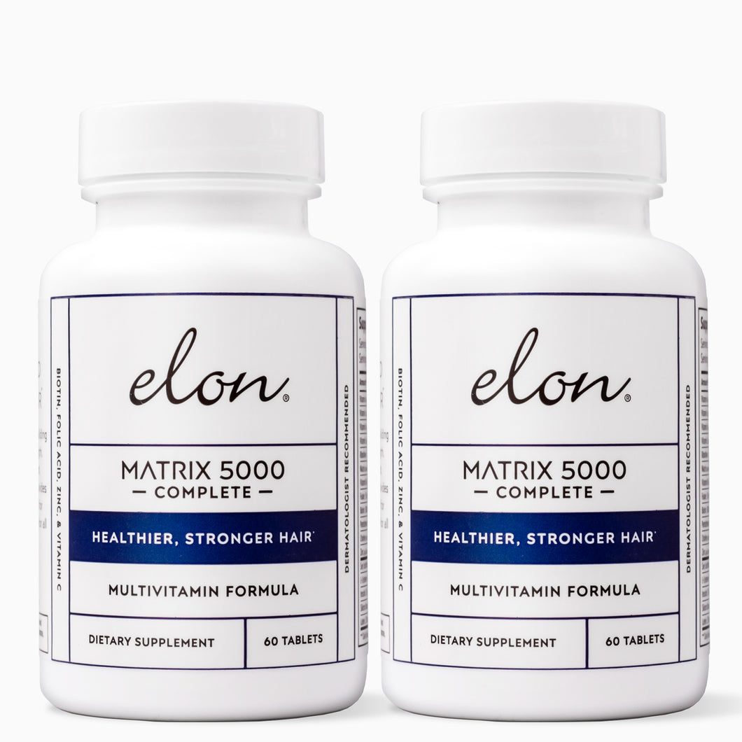 Elon Matrix 5000 Complete Multivitamin (2-Pack)
