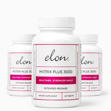Elon Matrix Plus 3000 (3-Pack):  Autoship-Save 15%