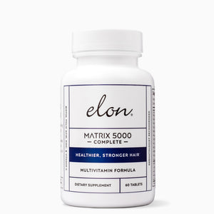 Elon Hair Care —  Matrix 5000 Complete Multi-Vitamin for Healthier & Stronger Hair
