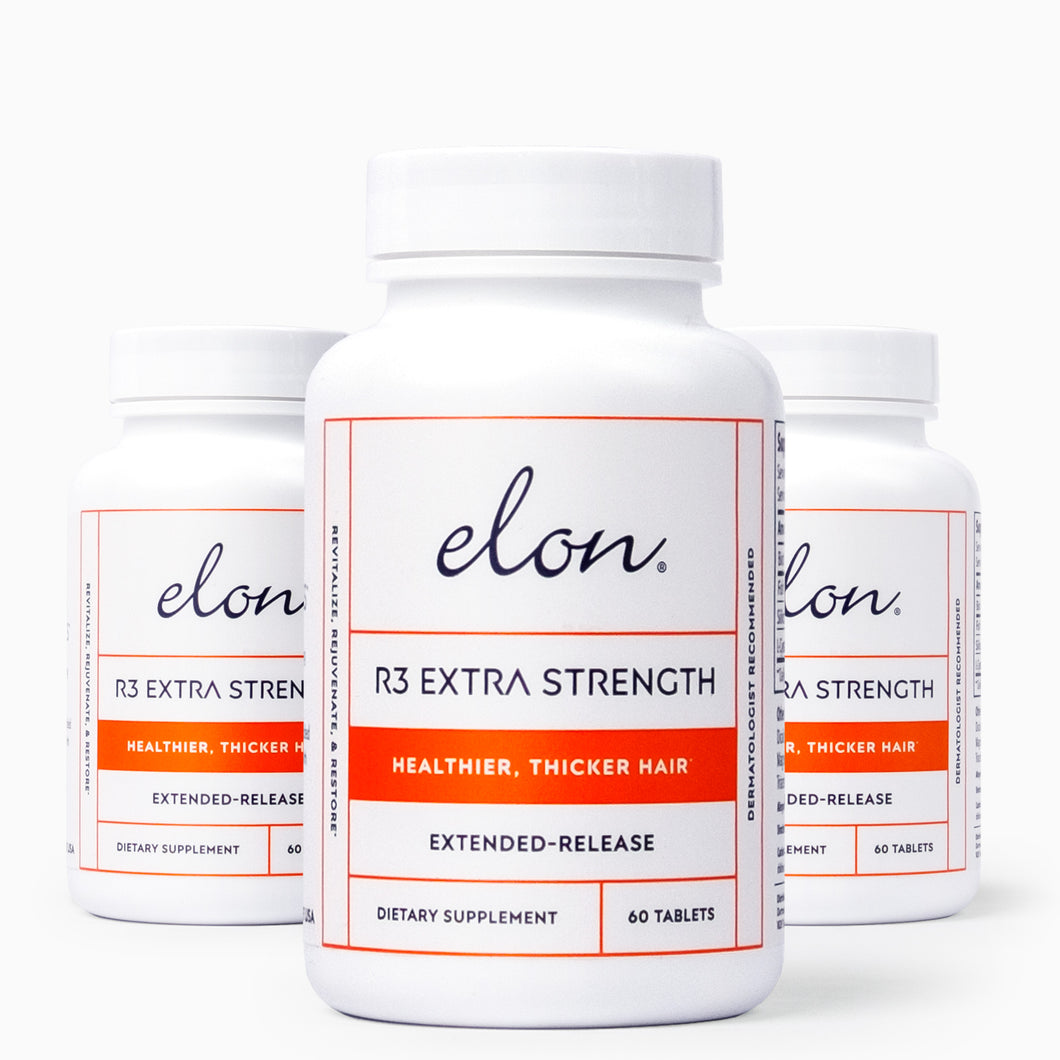 Elon R3 Extra Strength (3-Pack): Subscribe-Save 15%