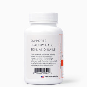 Elon Hair Care — R3 Extra Strength Multivitamin for Thinning Hair - Description