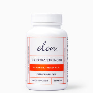 Elon Hair Care — R3 Extra Strength Multivitamin for Thinning Hair