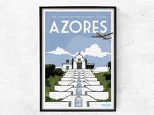 Load image into Gallery viewer, Vila Franca do Campo, Nossa Senhora da Paz, Azores Originals, Poster