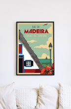 Load image into Gallery viewer, Madeira Poster