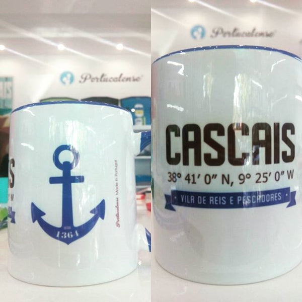 Mug Cascais Anchor