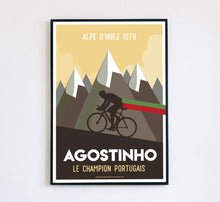 Load image into Gallery viewer, Agostinho, Poster