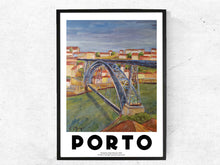 Load image into Gallery viewer, Oporto - Poster