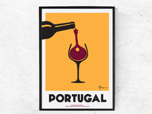 Load image into Gallery viewer, Fado & Vinho - Portugal Poster