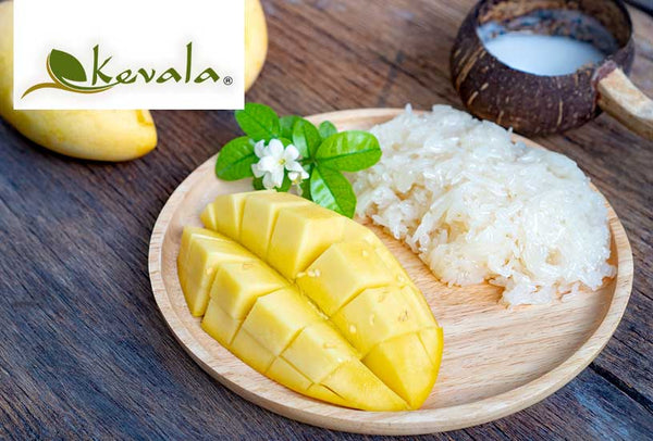 Thai Mango Sweet Sticky Rice