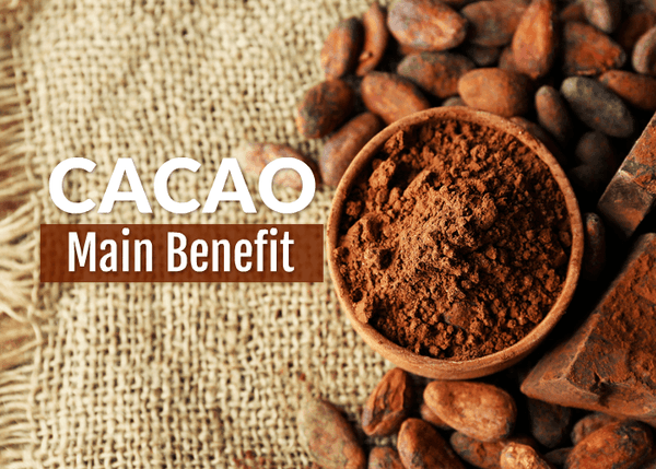 Do you know which is raw cacao main benefit?