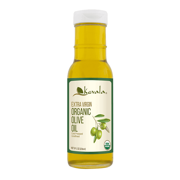 Extra Virgin Organic Olive Oil 8 fl oz