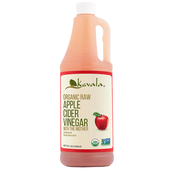 Organic Raw Apple Cider Vinegar 35 fl oz