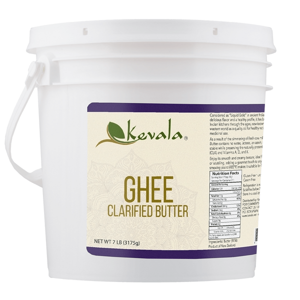 Ghee - Clarified Butter 7 lb