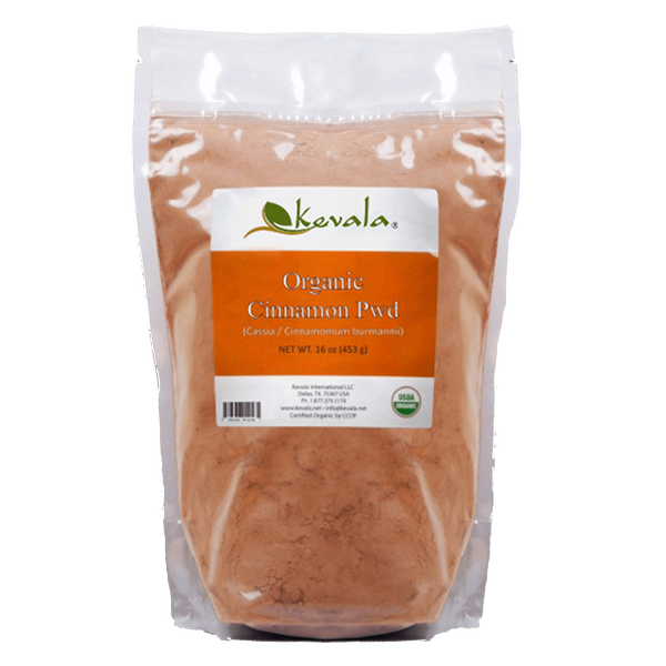 Organic Sweet Cinnamon Powder 1 lb