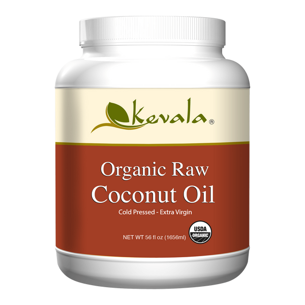 Organic Raw Coconut Oil 3.5 lb