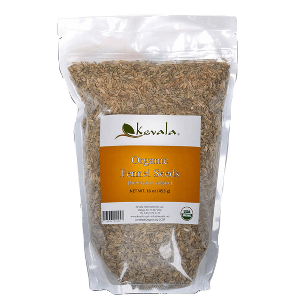 Organic Fennel Seeds 1 lb
