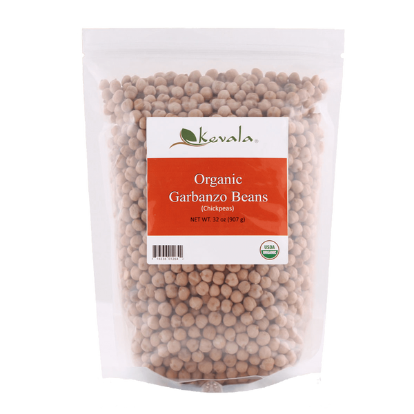 Organic Garbanzo Beans 32 oz