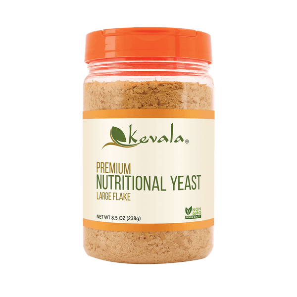 Nutritional Yeast, Large Flake, 8.5 oz
