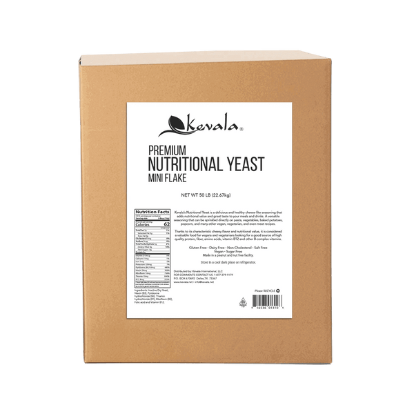 Nutritional Yeast, Mini Flake, 50 lb