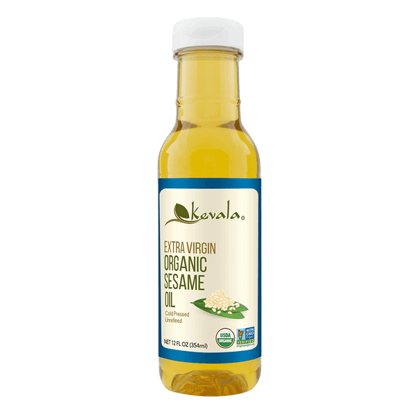 Organic Extra Virgin Sesame Oil 12 fl oz