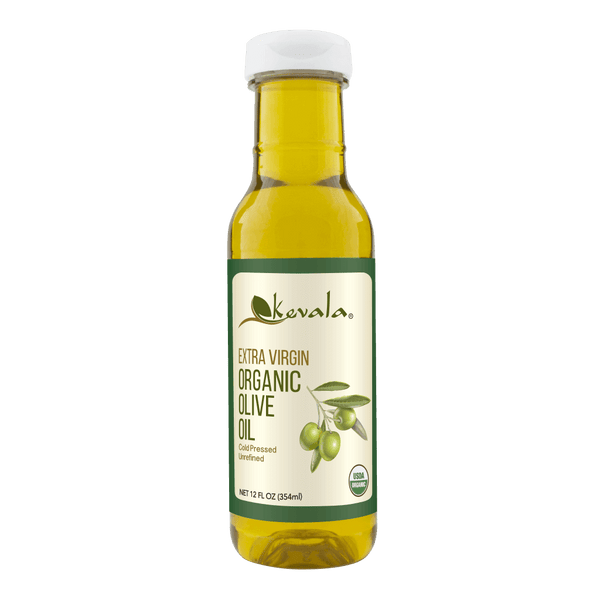 Extra Virgin Organic Olive Oil 12 fl oz