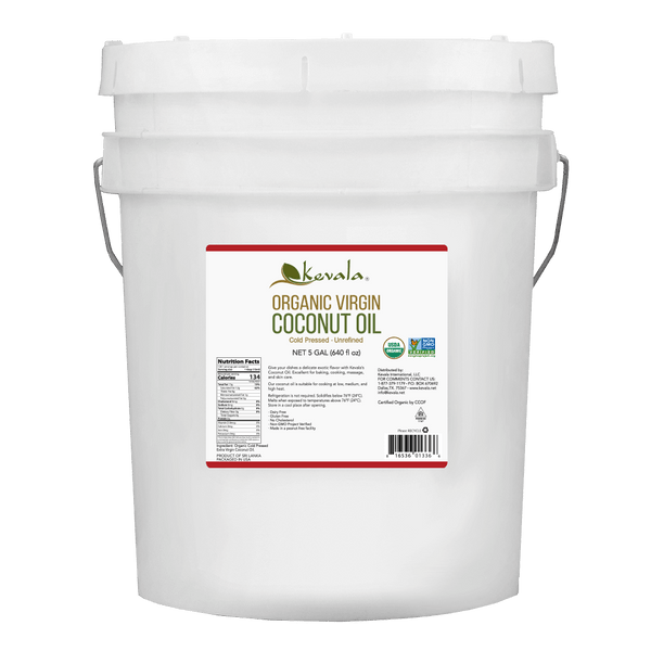 Organic Coconut Oil 38 lb