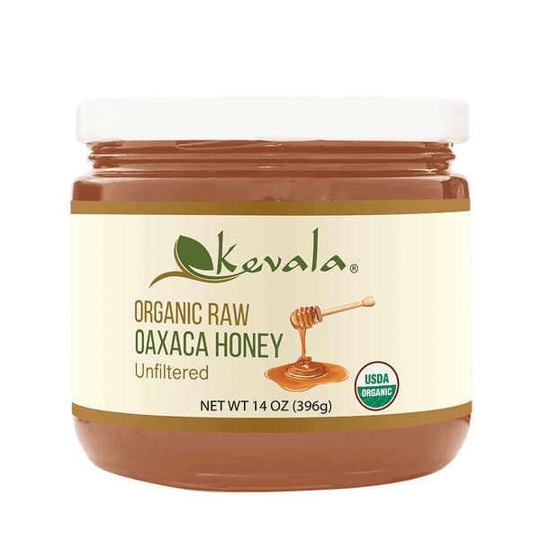 Organic Raw Oaxaca Honey 14 oz