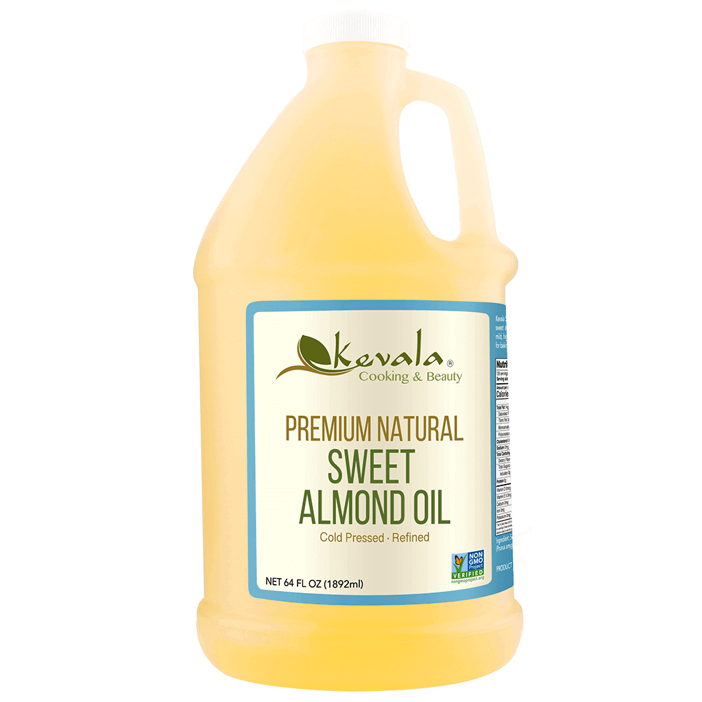 Almond Oil 64 fl oz (1/2 Gal)