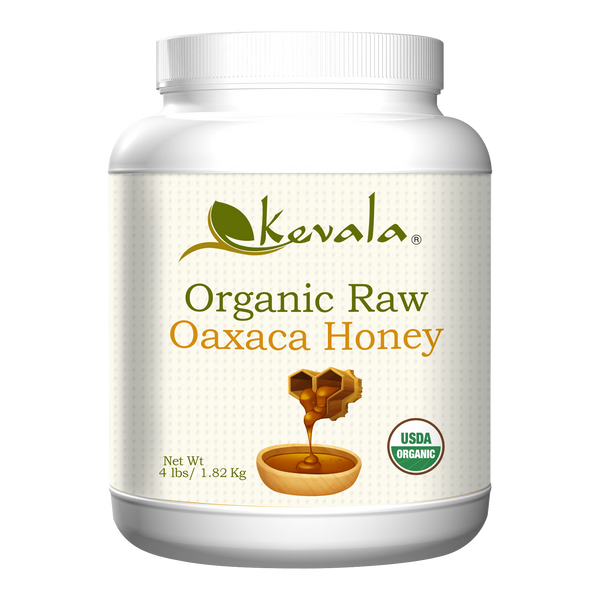 Organic Raw Oaxaca Honey 4 lb