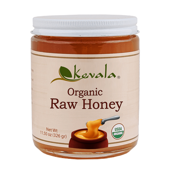 Organic Raw Honey (Spreadable) 11.5 oz